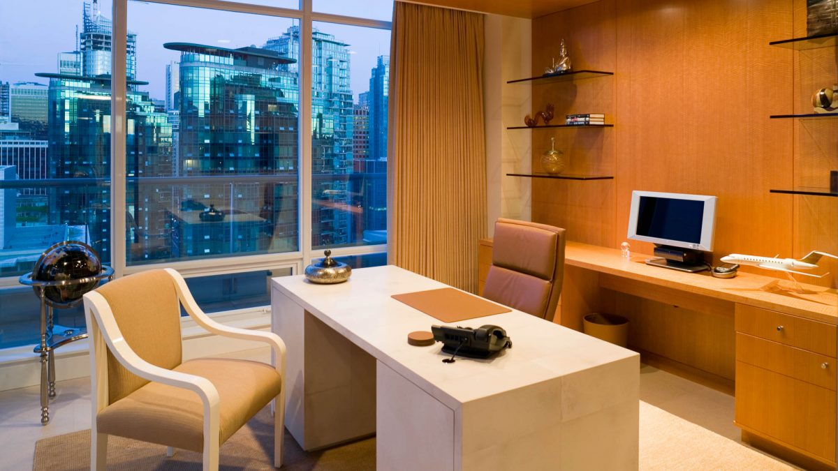 home office vancouver british columbia canada